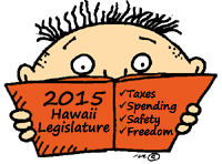 2015 Hawaii Legislature