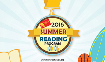 2016 Summer Reading Program