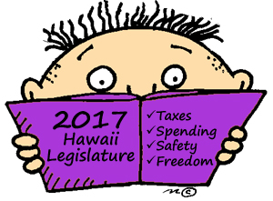 Hawaii Legislature 2017